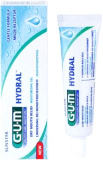 G.U.M Hydral żel nawilżający do zębów, języka i dziąseł