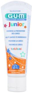 G.U.M Junior gel dentaire pour enfant