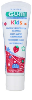 G.U.M Kids gel dental para niños sabor fresa