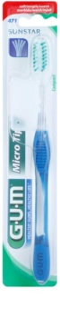 G.U.M Micro Tip Compact Zahnbürste weich