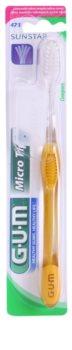 G.U.M Micro Tip Compact brosse à dents ultra soft