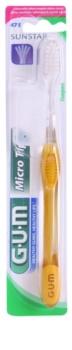 G.U.M Micro Tip Compact Zahnbürste Ultraweich