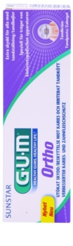 G.U.M Ortho pasta de dientes para usuarios de aparatos fijos