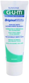 G.U.M Original White pasta de dientes blanqueadora