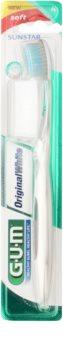 G.U.M Original White cepillo de dientes suave