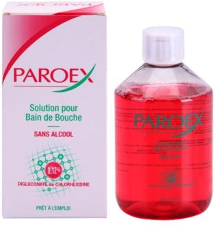 G.U.M Paroex antibakteriální ústní voda před a po chirurgickém zákroku