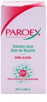 G.U.M Paroex antibakterielles Mundwasser vor und nach chirurgischen Eingriffen