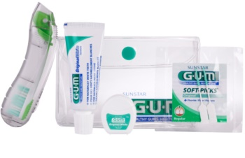G.U.M Travel Kit Cosmetic Set I.