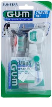 G.U.M Travel Kit Cosmetic Set I.