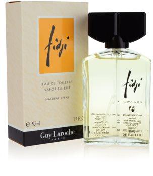 Guy Laroche Fidji Eau de Toilette für Damen 50 ml
