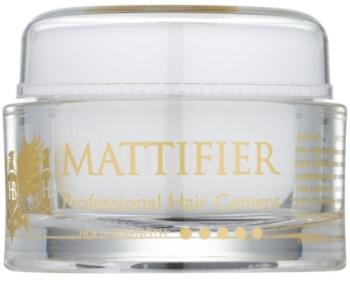 Hairbond Mattifier pasta de modelação para cabelo