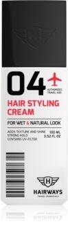 Hairways Travel Essentials Styling Cream