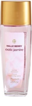 Halle Berry Exotic Jasmine desodorizante vaporizador para mulheres 75 ml