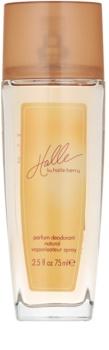 Halle Berry Halle deodorant s rozprašovačem pro ženy 75 ml