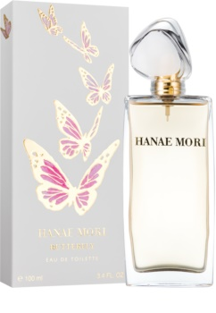 Hanae Mori Butterfly Eau de Toilette for Women 100 ml