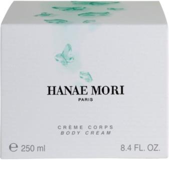 Hanae Mori Hanae Mori Butterfly tělový krém pro ženy 250 ml
