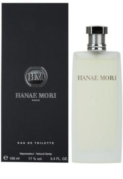 Hanae Mori HM Eau de Toilette para homens 100 ml