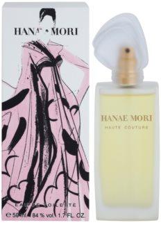 Hanae Mori Haute Couture Eau de Toilette voor Vrouwen  50 ml