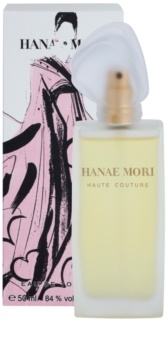Hanae Mori Haute Couture Eau de Toilette for Women 50 ml