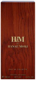 Hanae Mori HiM eau de toilette para hombre 100 ml