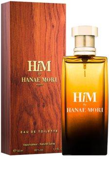 Hanae Mori HiM Eau de Toilette Herren 50 ml