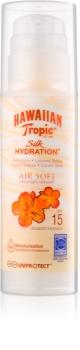 Hawaiian Tropic Silk Hydration Air Soft opalovací tělové mléko SPF 15