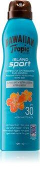 Hawaiian Tropic Island Sport spray abbronzante SPF 30