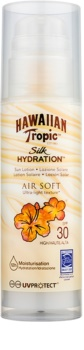 Hawaiian Tropic Silk Hydration Air Soft leite solar SPF 30