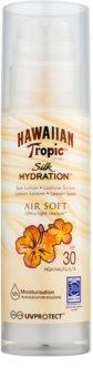 Hawaiian Tropic Silk Hydration Air Soft opaľovacie mlieko SPF30