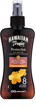 Hawaiian Tropic Protective olio abbronzante in spray SPF 8