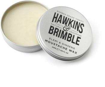 Hawkins & Brimble Natural Grooming Elemi & Ginseng cire pour barbe