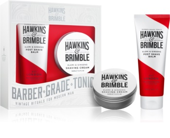 Hawkins & Brimble Natural Grooming Elemi & Ginseng coffret cosmétique II. pour homme