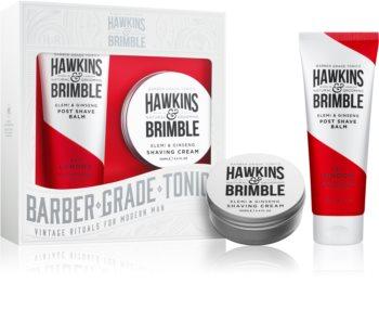 Hawkins & Brimble Natural Grooming Elemi & Ginseng kozmetični set II. za moške