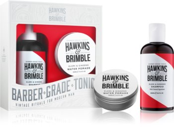 Hawkins & Brimble Natural Grooming Elemi & Ginseng Kosmetik-Set  III.