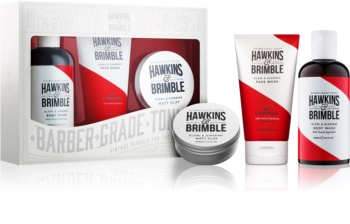 Hawkins & Brimble Natural Grooming Elemi & Ginseng set cosmetice IV.
