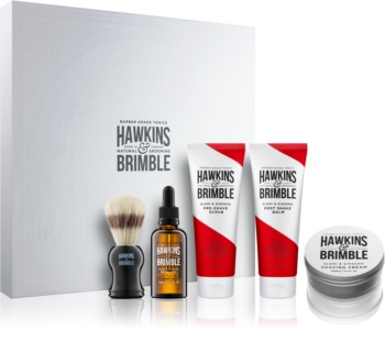 Hawkins & Brimble Natural Grooming Elemi & Ginseng Cosmetic Set I.