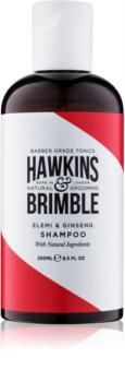 Hawkins & Brimble Natural Grooming Elemi & Ginseng Shampoo for Hair