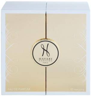 Hayari Parfums Goldy eau de parfum pentru femei 100 ml