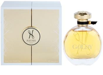 Hayari Parfums Goldy parfumovaná voda pre ženy 100 ml