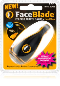 HeadBlade FaceBlade Scheerapparaat