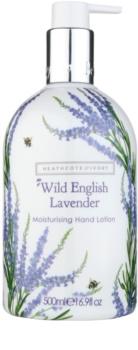 Heathcote & Ivory Wild English Levander krém na ruce s hydratačním účinkem