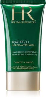 Helena Rubinstein Powercell masque exfoliant pour restaurer la surface de la peau
