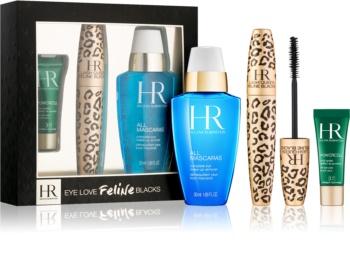 Helena Rubinstein Lash Queen Mascara Feline Blacks Cosmetic Set VII. for Women