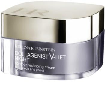 Helena Rubinstein Collagenist V-Lift creme de noite com efeito lifting para todos os tipos de pele
