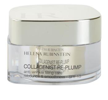 Helena Rubinstein Collagenist Re-Plump creme de dia antirrugas para pele seca