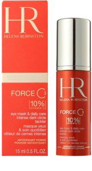 Helena Rubinstein Force C3 Maske für die Augen gegen Schwellungen und Augenringe