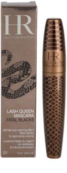 Helena Rubinstein Lash Queen Mascara Fatal Blacks mascara cu efect de volum