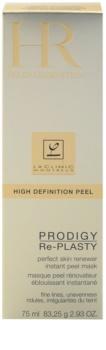Helena Rubinstein Prodigy Re-Plasty High Definition Peel masque exfoliant pour restaurer la fermeté de la peau