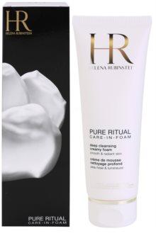 Helena Rubinstein Pure Ritual hloubkově čisticí krémová pěna pro všechny typy pleti
