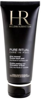 Helena Rubinstein Pure Ritual nawilżający peeling oczyszczający do wszystkich rodzajów skóry